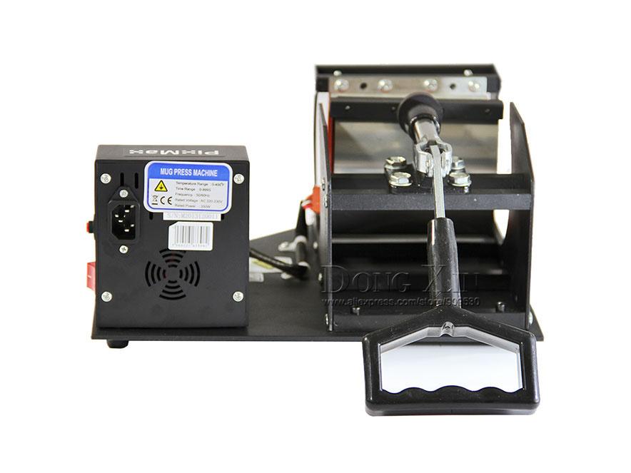 Economic mug heat press machine, mug photo printing machine, magic mug printing machine DX-021(China (Mainland))