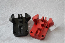 3D printer accessories/parts Reprap Rostock Kossel mini K800 DIY  assembly slider push rod pedestal aluminium alloy
