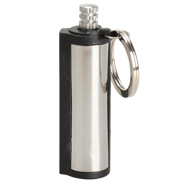 Portable Emergency Fire Starter Flint Match Lighter Cylinder Outdoor Survival Tool H1E1(China (Mainland))