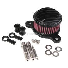 Motorcycle Air Cleaner Intake Filter System for Harley Sportster 04-14 XL Free Shipping(China (Mainland))