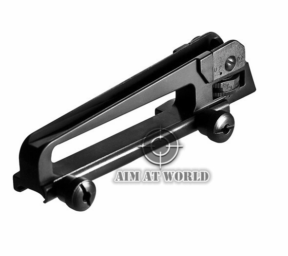 AR15 M4 Gun 20mm mount Tactical Carry Handle Mount Base Free shipping(China (Mainland))