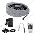 led light Injection waterproof IP68 changeable color RGB led strip set 5050 SMD 60led m 10