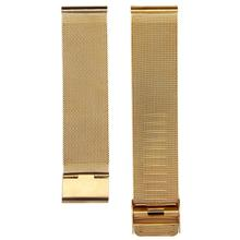 Hot marking  Fashion Milanese Stainless Steel 20mm Wrist Watch Band Strap D1202