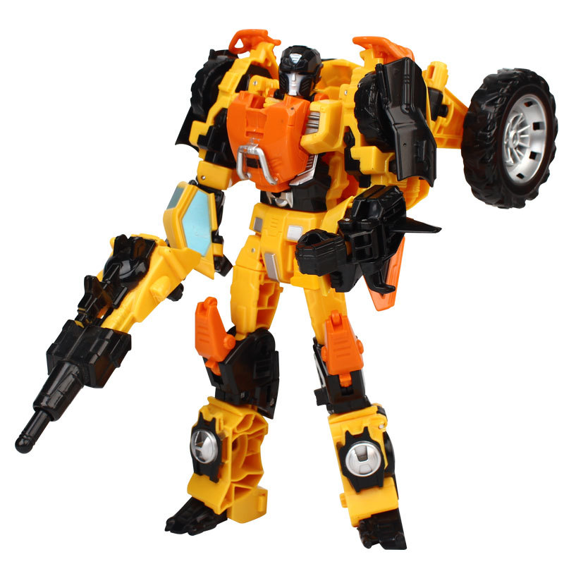 New 2016 Bumblebee Brinquedos Transformation 4 Robot Car Optimus Prime Action Juguetes Figures Classic Toys Party Gift<br><br>Aliexpress