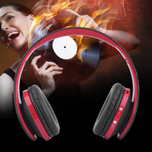 New  NX-8252 Wireless Stereo Bluetooth 3.0+EDR Headphone Headset For Mobile Cell Phone Wholesale(China (Mainland))