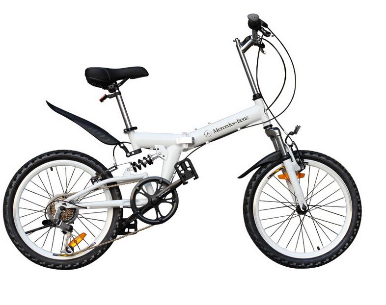 New 20 Inch Mountain Bicycle Carbon Steel Disk Brake Mountain Bike Bicycle Folding Bicycle Fit for Women Men Kids Bikes(China (Mainland))