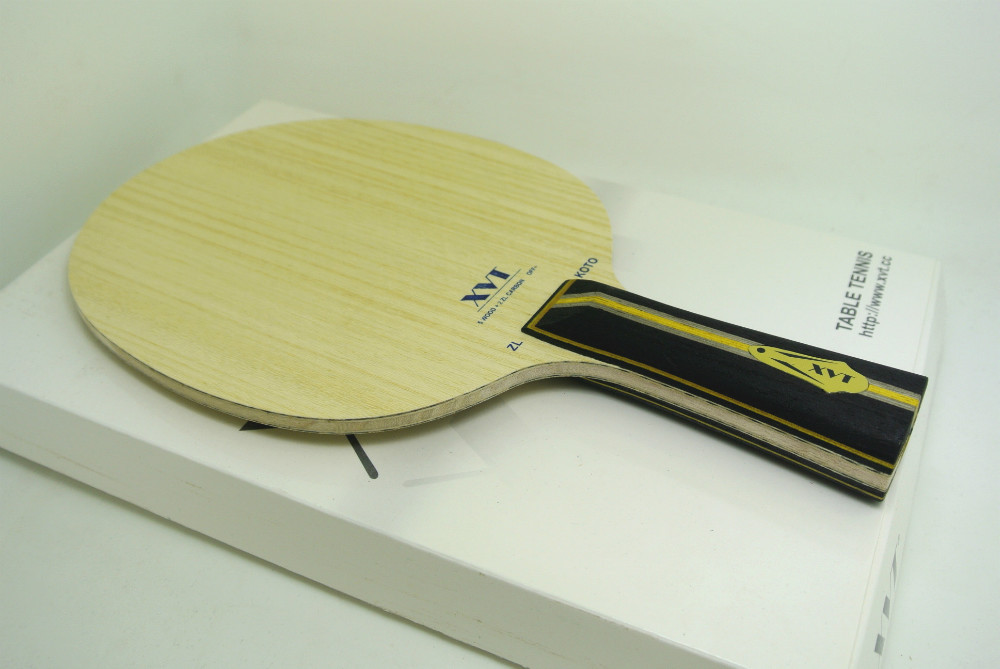 HOT SELLING XVT ZL CARBON Table Tennis blade/ Table Tennis paddle / Table tennis bat Free Shipping(China (Mainland))