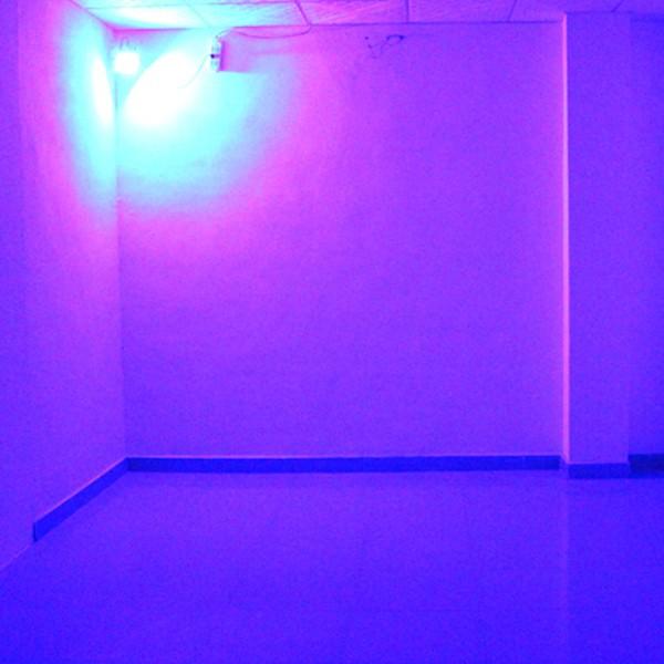 Купить Aobo освещения RGB красочные диско вспышка света диджей шоу 108 * SMD 5050 dj ну вечеринку огни