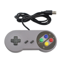 2106 Retro Classic USB Controller PC Controllers Gamepad Joypad Joystick Replacement Windows 7 8 SNES MAC - ShenZhen Catda Technology Co.,LTD. store