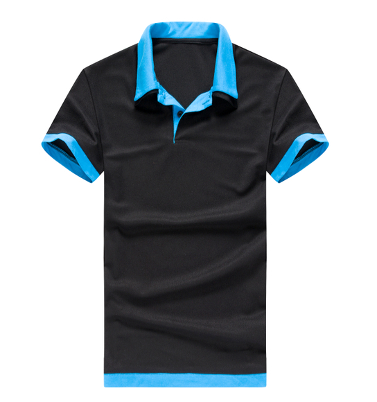 Blue Black T Shirt | Is Shirt