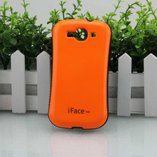 Buy iFace coque Candy Color case Samsung galaxy S3 i9300 Hard fundas TPU+PC Shockproof Cover galaxy S3 dropproof shell for $5.94 in AliExpress store