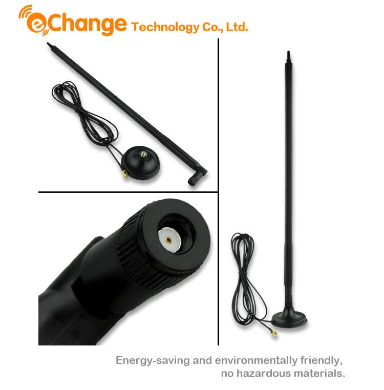 20dBi WIFI Antennas Signal Booster Wireless wi-fi Antenna With Magnetic Base For Modem Router PCI Card EL0309(China (Mainland))