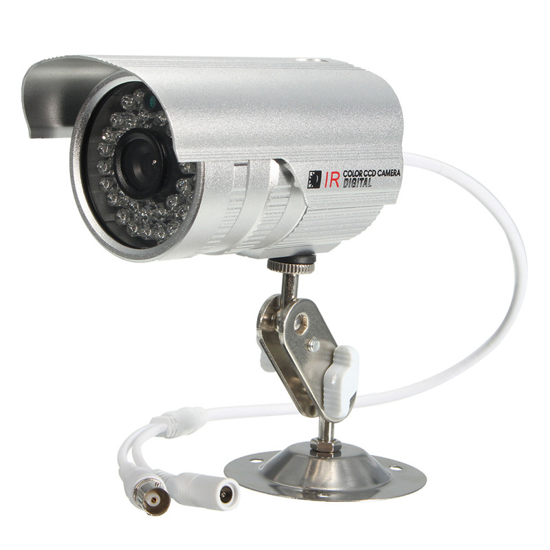 1200TVL HD CCTV Surveillance Security Camera Waterproof Outdoor IR Night Vision New Arrival(China (Mainland))