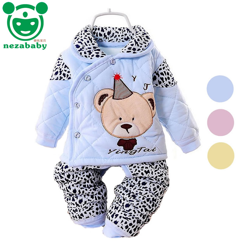 2016 Hot baby winter clothes newborn baby clothes set