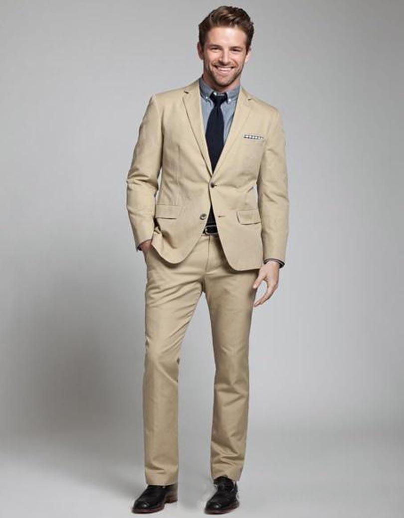 Summer Wedding Suit Ideas 2017: New style groom custom made royal ...