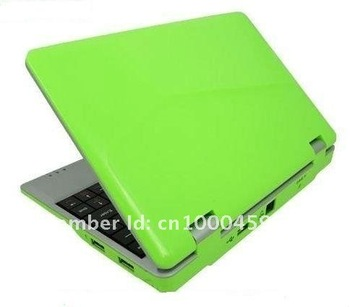 wholesale,hot selling,7 inch mini laptop,mini notebook, mini netbook