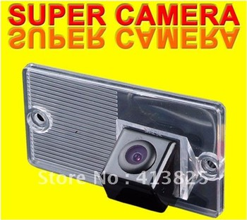 For Kia Spectra/cerato hatchback Car rear view back up parking reverse car camera for GPS DVBT radio waterproof fully NTSC form