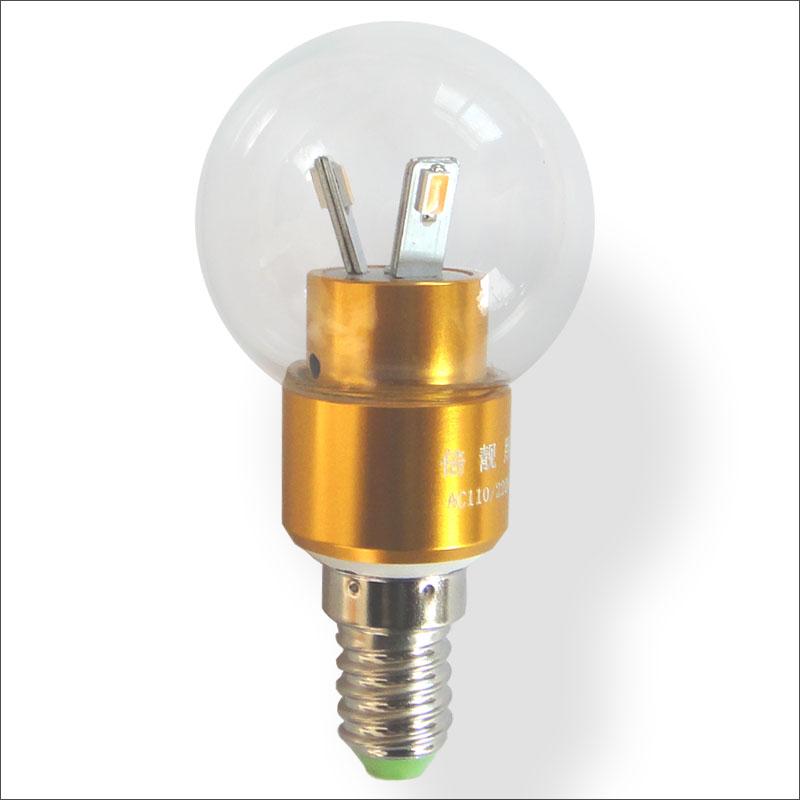 wbang lighting 360 degrees led bulb light e14 3w warm. Black Bedroom Furniture Sets. Home Design Ideas