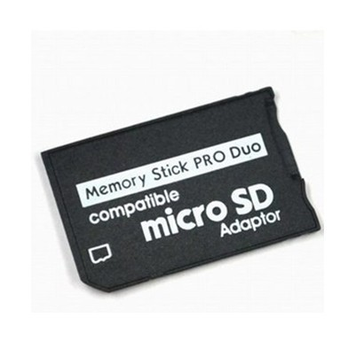 10 X Micro SD/TF to MS Pro Duo Card Adapter for Sony PSP 4GB/8GB/16GB(China (Mainland))