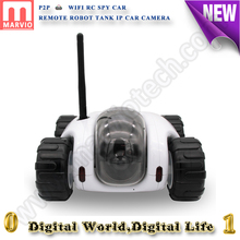 Buy Wireless 960P robot remote access tank IP Camera wifi Support smartphone control security camera cctv camera wifi for $92.92 in AliExpress store