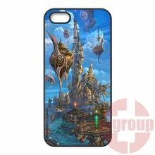 Moto X1 X2 G1 G2 E1 Razr D1 D3 BlackBerry 8520 9700 9900 Z10 Q10 Fabulous fantasy landscape hard plastic protective - Phone Cases For You Store store
