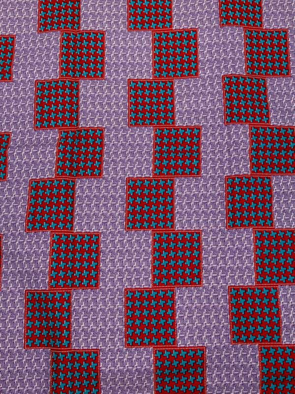 african print fabrics for sale real wax lilac block 6yds