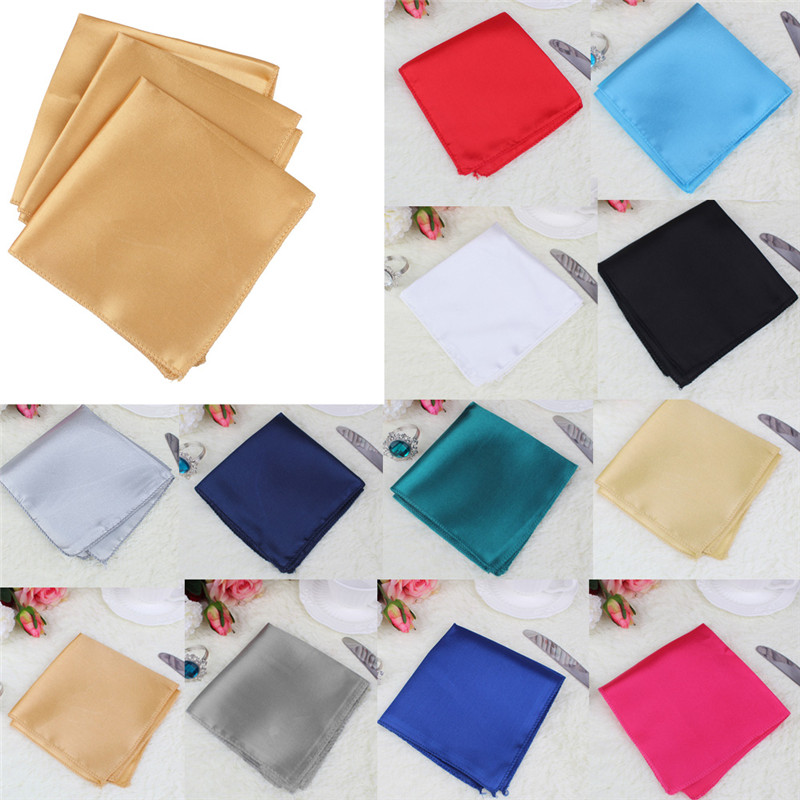 Sale 1PC Satin Fabric Table Napkins Fashion Cloth Table Napkin Event Party Supplies Festival Product Home Textile Cheap Price(China (Mainland))