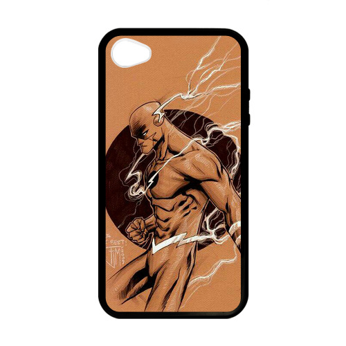 The Flash Hero Case for iPhone 4/4s Cellular Phone Cases(China (Mainland))