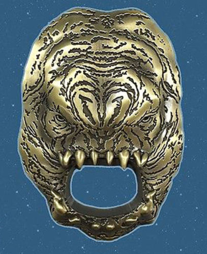STAR WARS Celebration VII Rancor bottle opener Keychain metal return of the Jedi RARE free shipping movie jewelry<br><br>Aliexpress