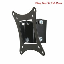 "Wholesale Price Tilting Flat Panel TV Monitor Wall Mount For LCD TV 14"" 17"" 19"" Mount Bracket 26 inch Television Good Quality(China (Mainland))"