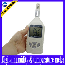 Portable BENETECH industrial digital thermometer humidity measurement devices data loggers temperature GM1360,MOQ=1(China (Mainland))