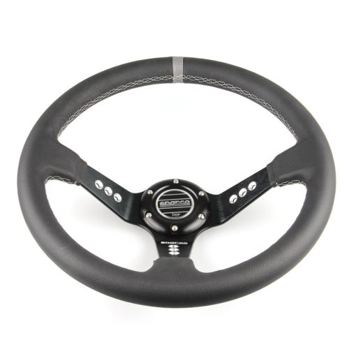Фотография Free Shipping 2014 New Fashion Design Universal Car Auto Steering Wheels Remote Control Real Leather