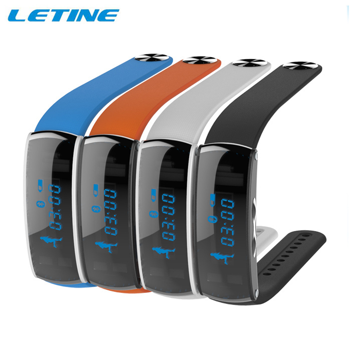 Wearable Devices Bluetooth Smart Wristband Android Like Xiaomi Miband Healthy Pulsera Bluetooth Fitness Band Tracker Bracelet(China (Mainland))
