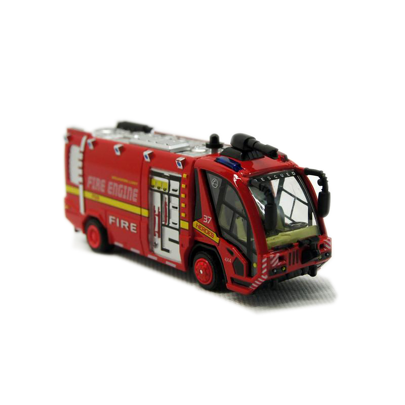 Pull Back Model Car Toy Opening Door Music Diecast Car Vehicle Toys Alloy Engine Police Fire Car Fire Truck Children's Toys #F(China (Mainland))