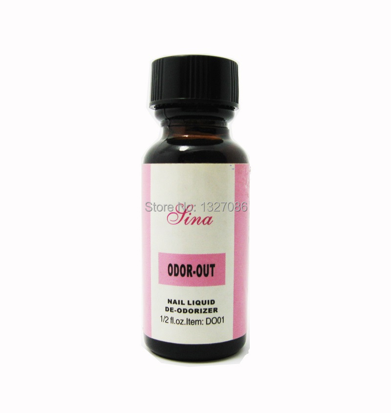 Nail Art Acrylic Liquid ODOR OUT Odorizer Fragrance Tips Odor useful Remover for beautiful lady best selling(China (Mainland))