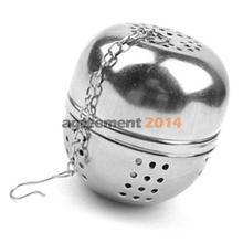 Tea Infuser Strainer Locking Tea Spice Diam 5.5cm Stain Multifunction Ball ARE4