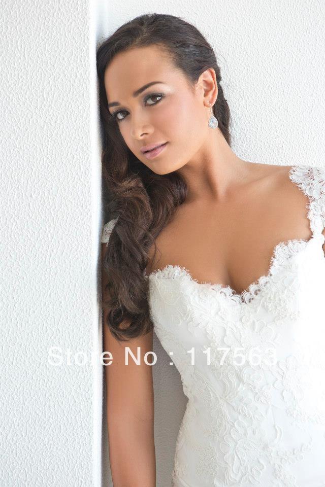 Turmec » steven khalil lace long sleeve wedding dress