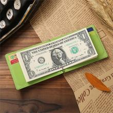 Hot Sale Fashion Foreign Trade Dollar Clip Wholesale Explosion Models Classic MultiColor Money Clips For Men Women Free Shipping(China (Mainland))