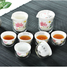 8 pcs glass cup coffee mug ceramic teacup porcelain milk mug