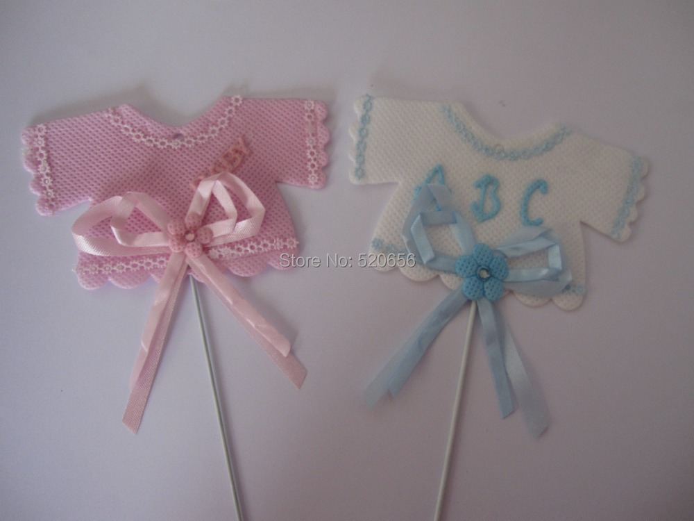 Buy baby shower favor baby clothes pick for Baby shower clothespin decoration