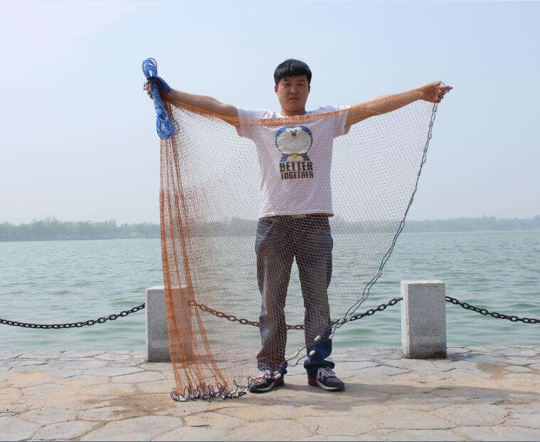 Popular throwing cast nets buy cheap throwing cast nets for Throw nets for fishing