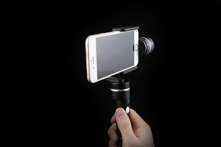 Factory Guarantee Feiyu Tech Newest FY-G4 3-Axis Handheld Gimbal For Smartphone