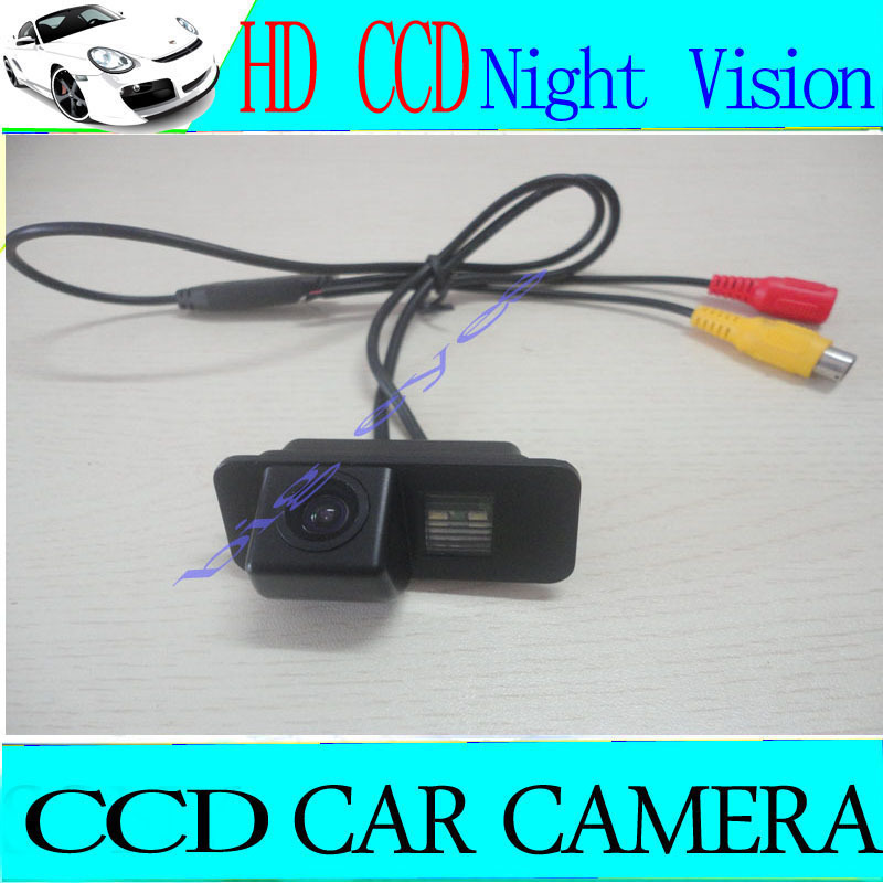 Rear View Car Parking Security Camera Night Vision Reverse Back up for Ford Mondeo/Focus Facelift/Kuga/S-Max/Fiesta Car GPS Navi(China (Mainland))