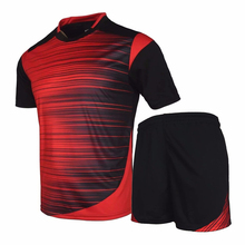 2016/17 new top qulity men's soccer kits pockets custom football jersey paintless men soccer training kits sports team tracksuit(China (Mainland))