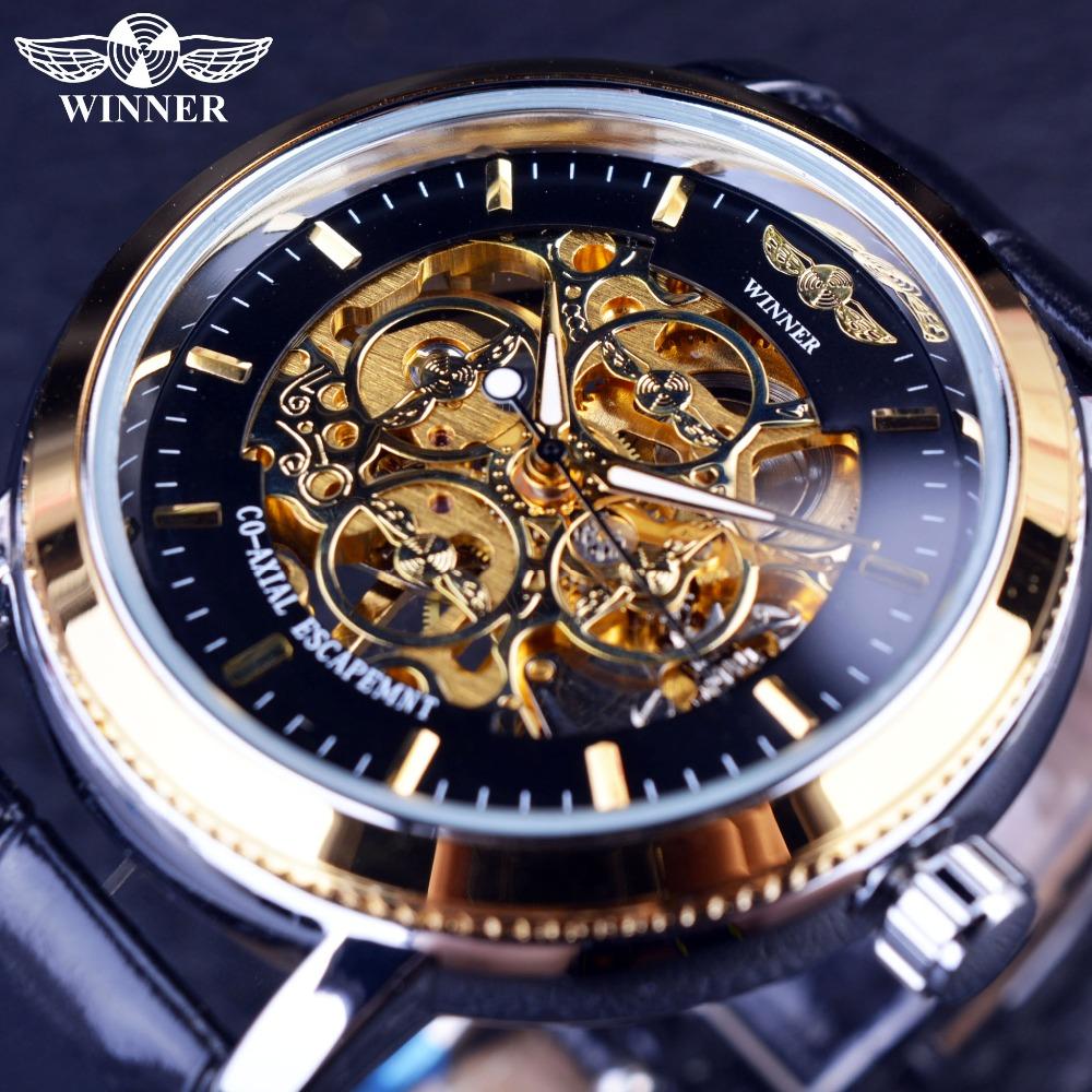 Часы наручные механические WINNER в Украине Сравнить