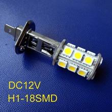 High quality 5050 3 chips high-intensity 12V auto H1 led bulb free shipping 20pcs/lot(China (Mainland))