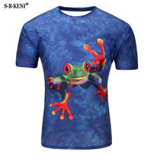 2019 Новая модная футболка 3D футболка с короткими рукавами с принтом креативного кота Повседневная мужская футболка/женская/Пицца Кошка/футб...(China)