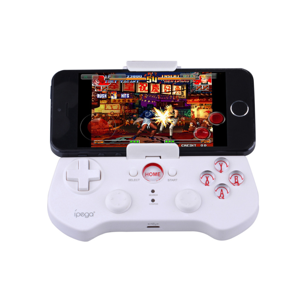 Brand iPega PG-9017S Wireless Bluetooth Game Controller Joystick Gamepad Gamecube For iPhone iPad Android Mobile Phone Tablet PC(China (Mainland))