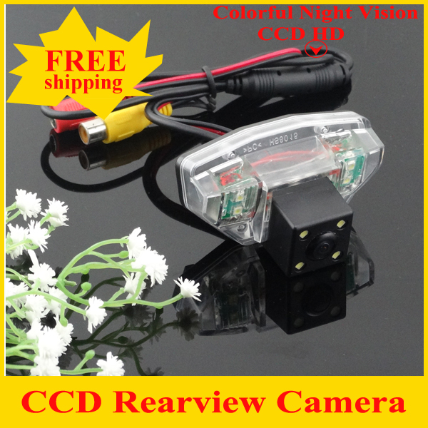 Promotion Hot Selling Special Car Rear View reverse backup Camera for HONDA CRV new FIT ODYSSEY(China (Mainland))