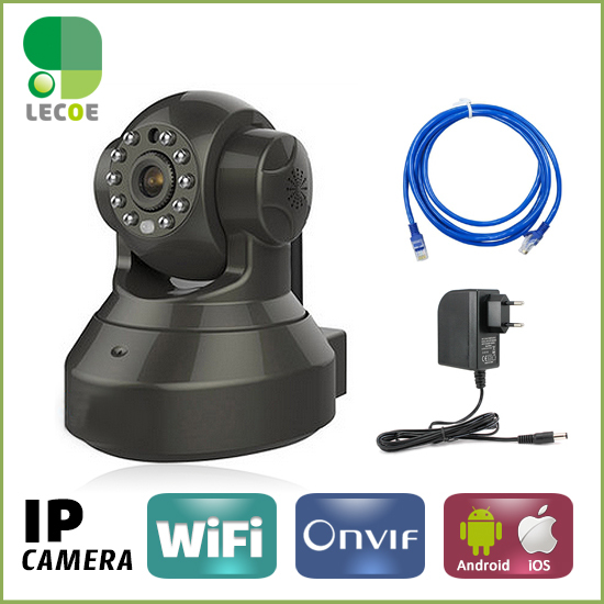 720P Wifi IP Camera Ipcam Motion Detection /Mobile /Network /Night Vision Ip camera,Support 32 G TF Card